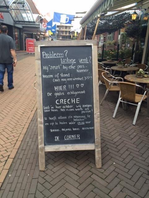Brasserie de Corner - Visit Hardenberg