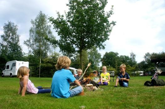 Natuurkampeerterrein De Klashorst - Visit Hardenberg