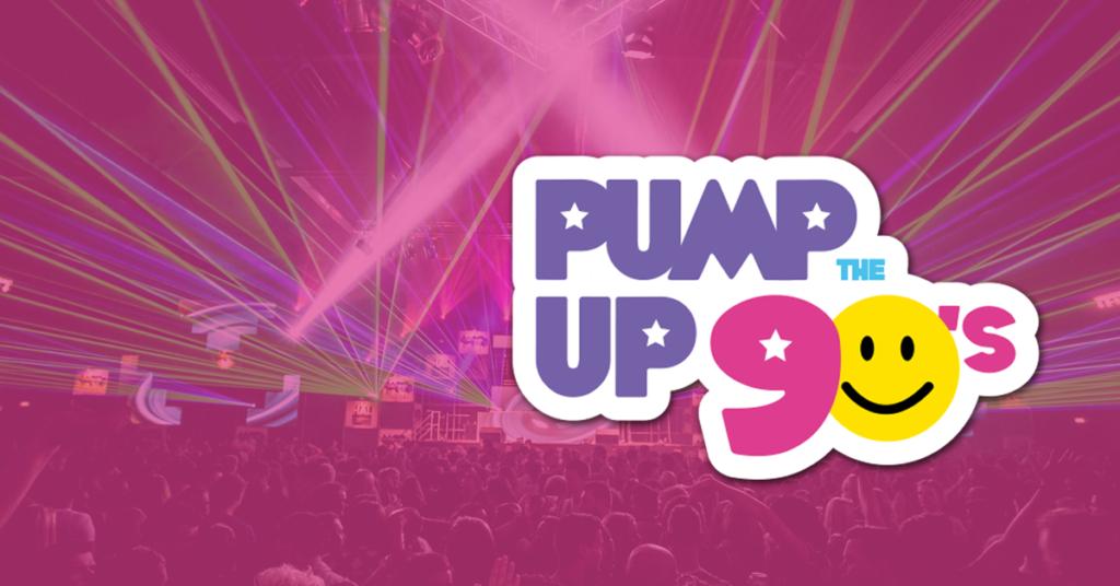 Pump Up The 90's Part 22 - Visit Hardenberg
