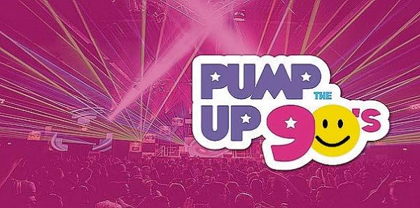 Pump Up The 90's Part 22 21 April 2018 - Visit Hardenberg