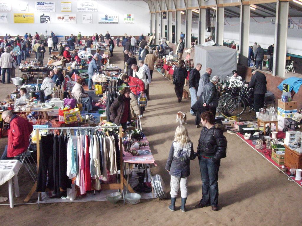 Vlooienmarkt/rommelmarkt - Visit Hardenberg