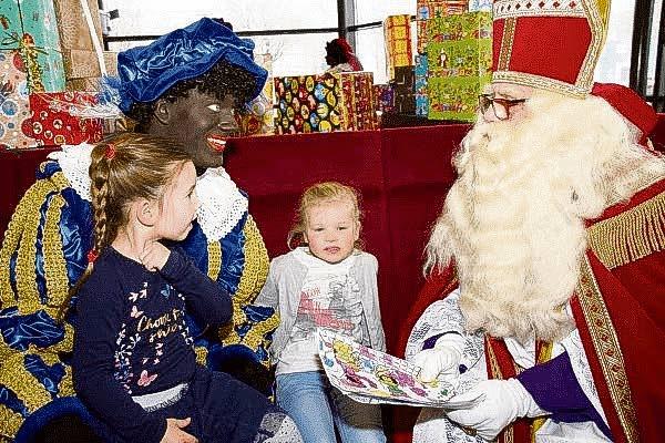 De schatkamer van Sinterklaas
