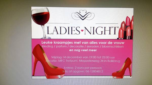 Ladies Night - Visit Hardenberg
