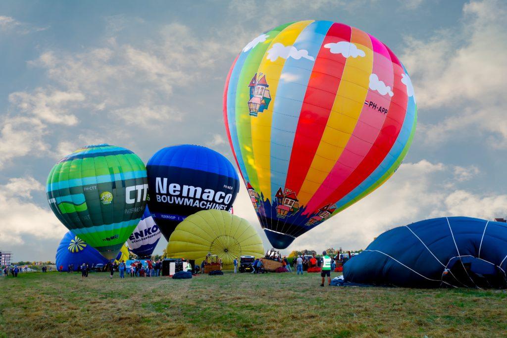 Ter Steege Ballonfestival - Visit Hardenberg