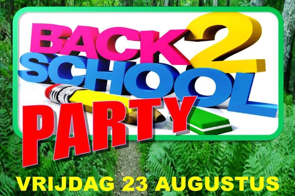 Back2School Party - Visit Hardenberg