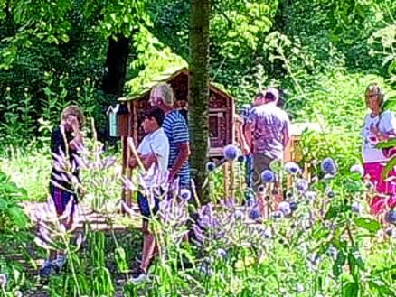 Open Bijenstal - Visit Hardenberg