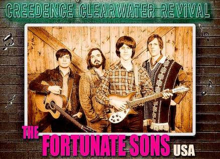 The Fortunate Sons (USA) - Visit Hardenberg