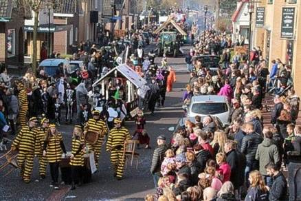 Carnavalsoptocht - Visit Hardenberg