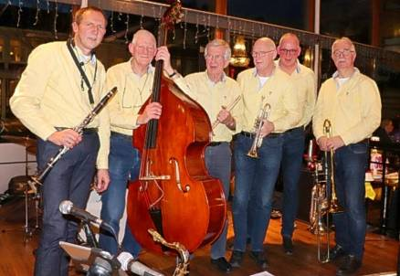 Jazzmatinee met de Sunny Side Jazzband - Visit Hardenberg