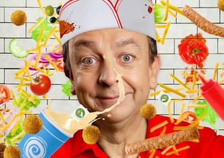 Jon Van Eerd – Herrie in de keuken (GAAT NIET DOOR) - Visit Hardenberg