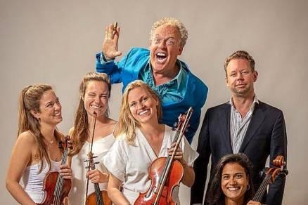 Bert Visscher En Noordpool Orkest - Visit Hardenberg